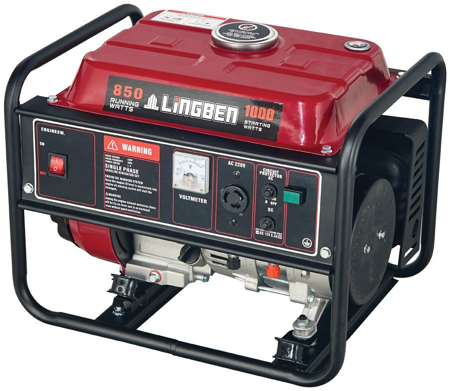 Gas Generator Power Home Portable Standby Air-Cooled Series LB2200DX-B