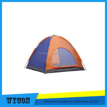 Good air permeability Large space for family tent