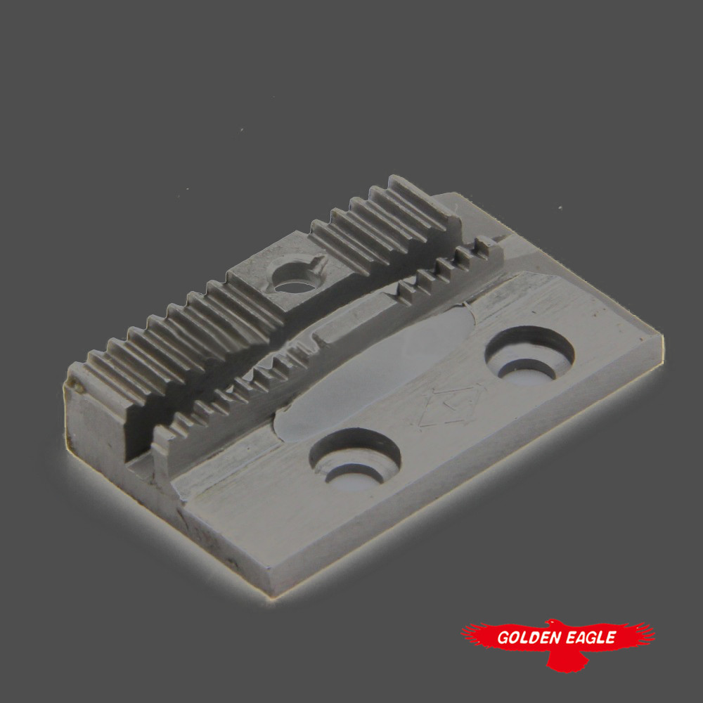"B1609-530-H00 1/4"" Feed Dog Juki DMN-5420N-7 Sewing Machine Spare Parts Sewing Accessories"