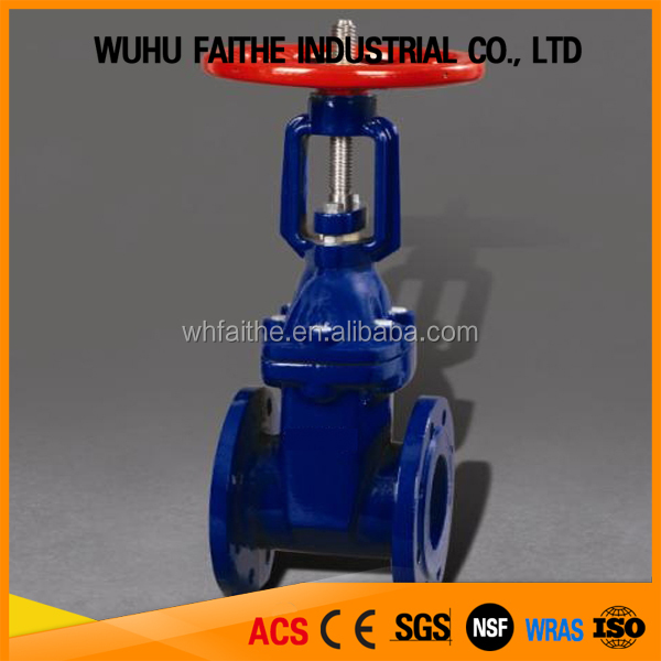 High Quality DIN3352 F4/F5 Resilient Seated OS Y Gate Valves