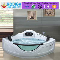 2016 hot sale portable bathtub for adults large ABS plastic whirlpool bathtub