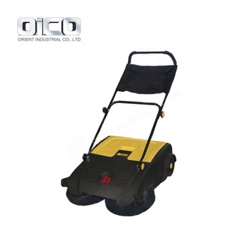 Manual Street Sweeper Manual Push Sweeper