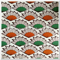 2013 new design 100% cotton african veritable real wax print fabric
