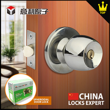 Factory direct luxury Cheap golden toilets barrel lock master key