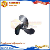 high quality marine parts outboard propellers for marine