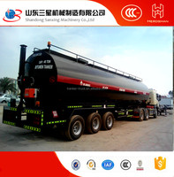 commercial trucks dubai bitumen tanker semi trailer for sale