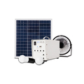 China Manufacture of the Solar Generator 15w Mini Solar Light Generator