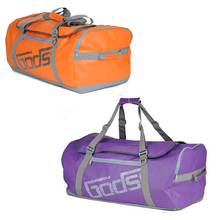 2017 Waterproof PVC Duffel Bag Tarpaulin Material Duffle Bag