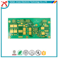 94V-0 Single Sided Rf Receiver Circuit Board 433Mhz