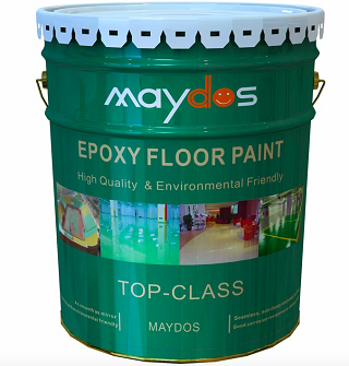 Maydos Diamond Tough Epoxy Flooring Painting For Factory Floor