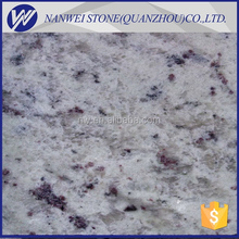 China cheaper price sale natural stone brazil white rose granite
