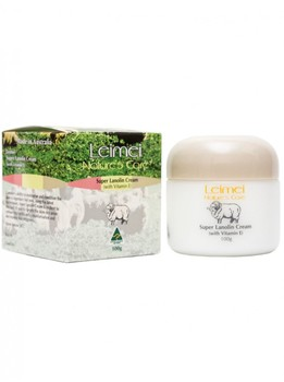 Leimei Nature S Care Super Lanolin Cream