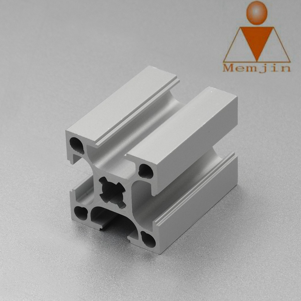 high quality anodized aluminum extrusion snap frame for making aluminium windows and doors