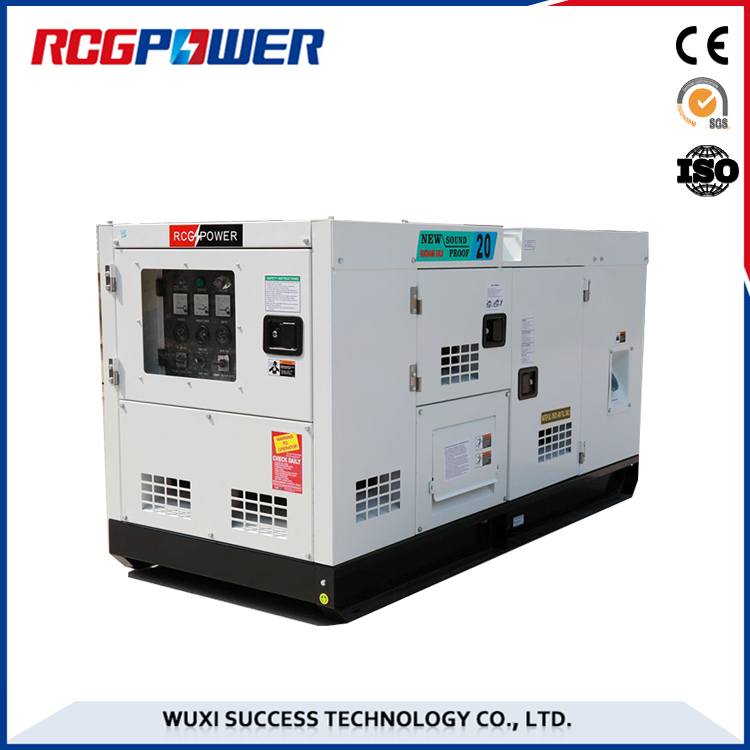 CE&ISO approved 16kva generator