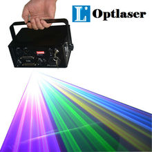 Holographic 1W full colors laser animations projector for bars clubs parties, events show.