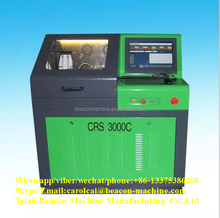 Auto electrical test equipment CR3000 common rail diesel engine injector and pump test bench
