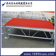 Newly on sale stage mobile stage trailer