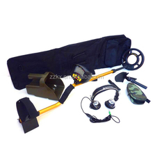 Hot sale gold fully automatic with LCD underground metal detector Waterproof MD3010II