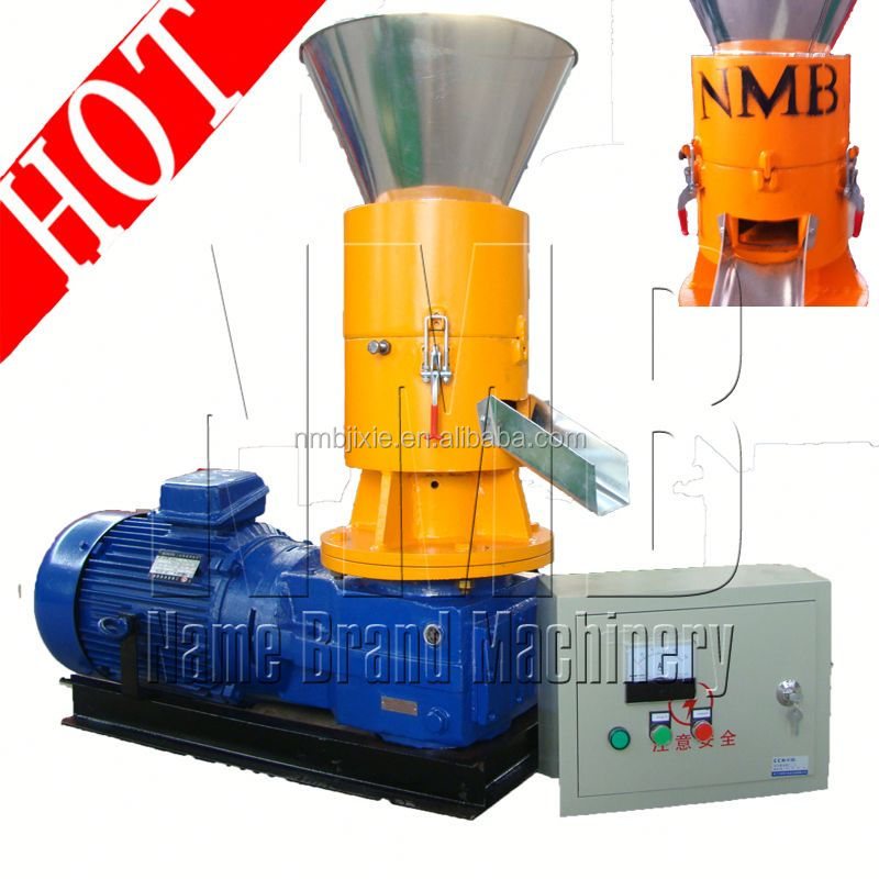 CE durable newest design olive tree pellet making machine