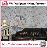 economic wall decorator simple vinyl wallpaper for the walls