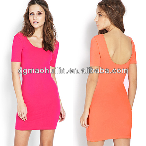 2014 favorite wholesale plus size bandage dress for women dresses