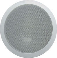 Top sale 6W powered 6 inch subwoofer speaker in ceiling type