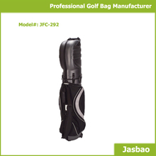 Custom Made Genuine Leather Golf Caddy Bag