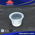 Factory direct sale 75*51*60Hmm , 3.5g/pc , PP cheap high quality portion cup