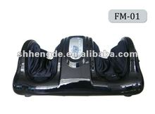 Electric 3D roller foot massager