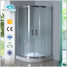 Constar Portable Frosted Glass Shower Enclosure Shower room Shower Cabin