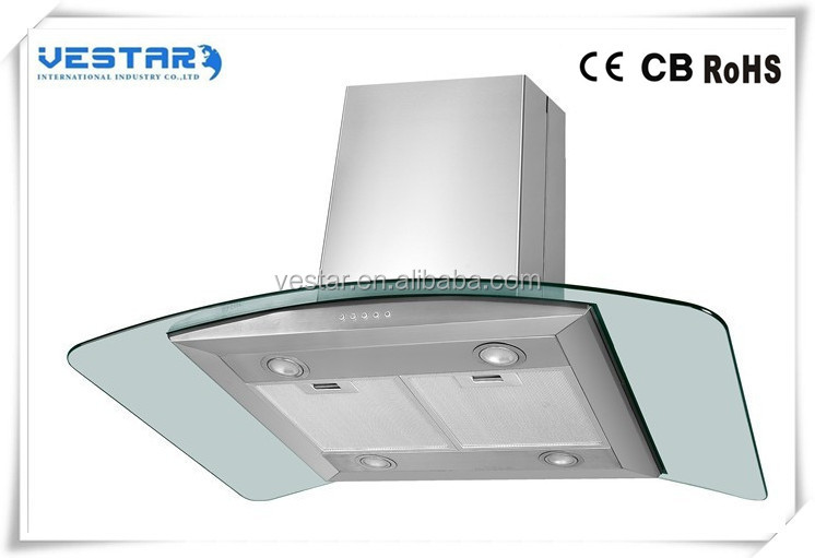 2015 range hood heavy duty kitchen hood from vestar China