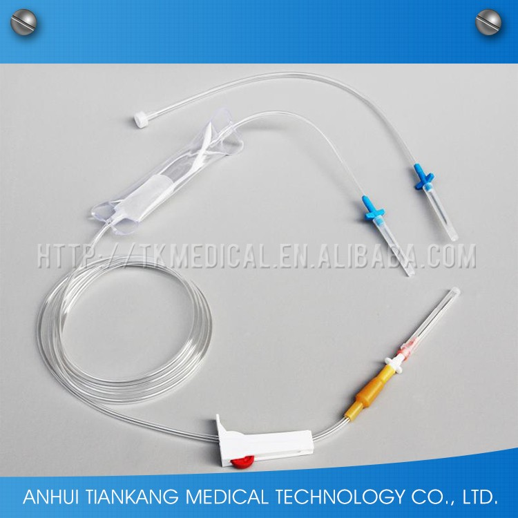 good reputation high quality burette blood transfusion set
