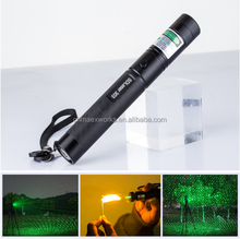 Wholesale laser pointer 303 cheap powerful laser pointers with multi-color 500mw green laser pointer pen for promotion
