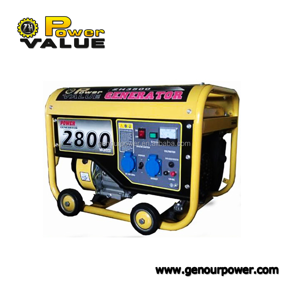 China id Gasoline Generator with bottom price