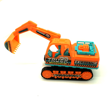 Children Play Friction Model Tractor Big Truck Toys
