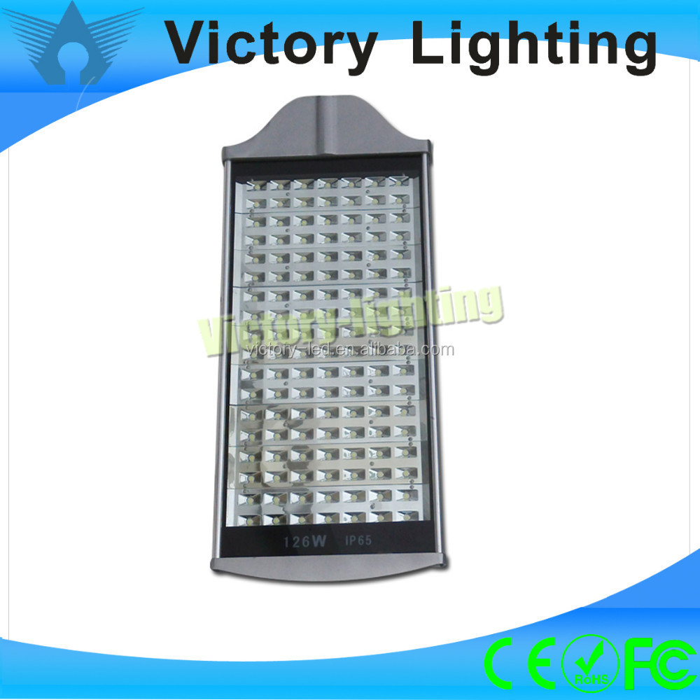 Road Lighting 60w led street light led pole mounted fixture manufacturers