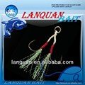 Lanquan new wholesale assisted hook fishing lure LQTG1409