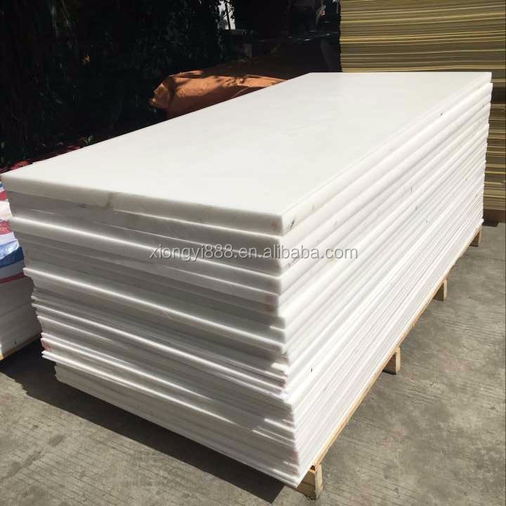 2017 High strength Acetal Board polypropylene plastic pom delrin plates