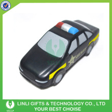 Eco-friendly Customized Antistress Toy PU Policer Car