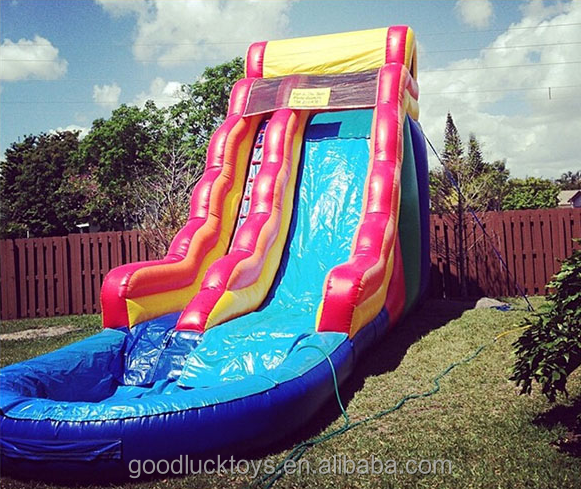 Durable inflatable waterslides/water slides for adults/water slides inflatable juegos inflables