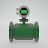Cheap Measure Liquid Electromagnetic Flow Meter