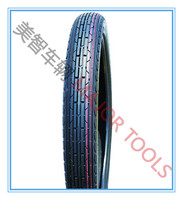 Popular pattern with various sizes motorcycle tyre