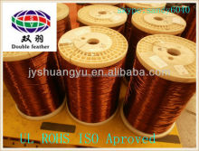 1PEW/2UEW /1EIW/AI enamel copper wires for iron box electrical wirings