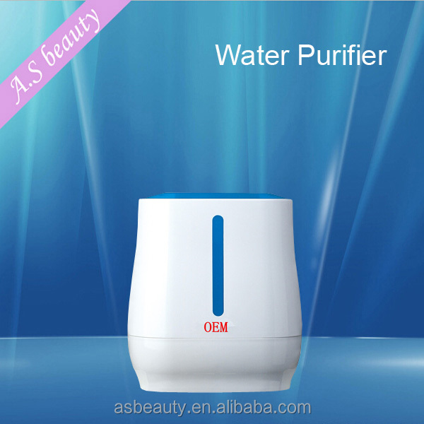 portable OEM water purifier faucet/water purifier systems/water purifier 7 stages