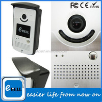 ATZ eBELL china factory atz intercom system wireless door video phone for apartment building