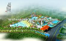 Wonderful Splendid Water Park Project