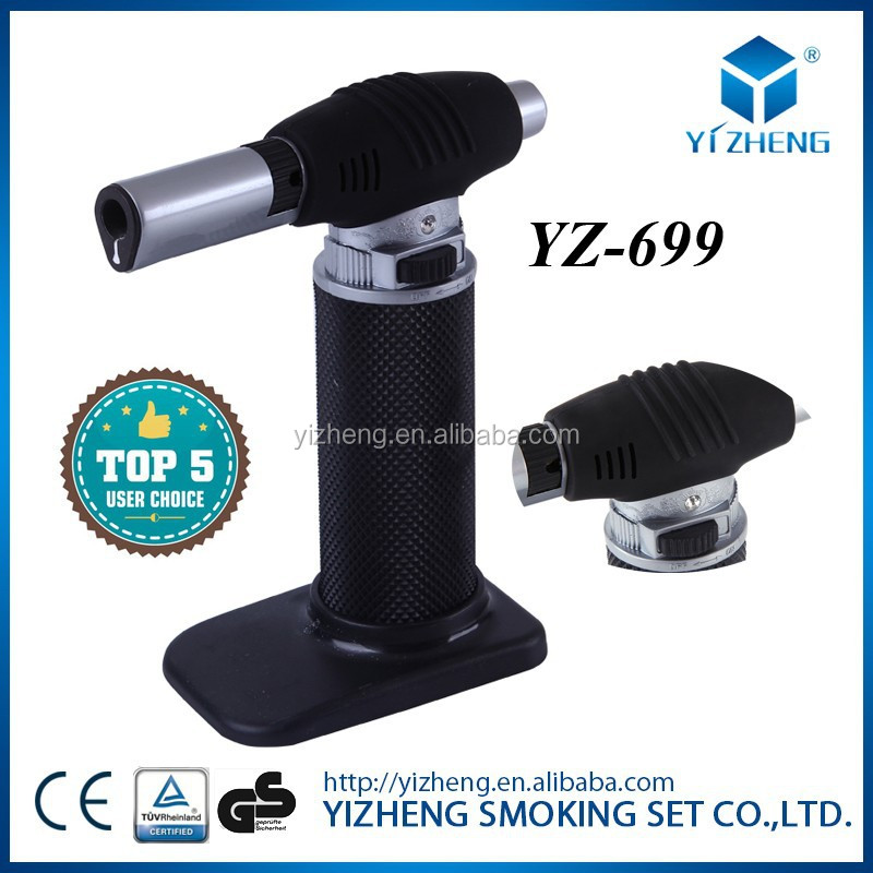 Portable Cheap Welding/Cutting Handheld Butane Gas brazing Torch Lighter YZ-699