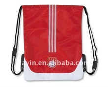 Recyclable Drawstring Bag/Nylon drawstring bag/Nylon backpack