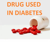 DRUGS USED IN DIABETES