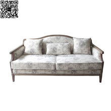China cheap Modern wooden legsfurniture living room sofa